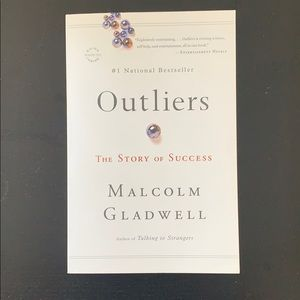 ⭐️ Outliers by Malcom Gladwell